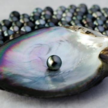 Melno pērļu pīlings